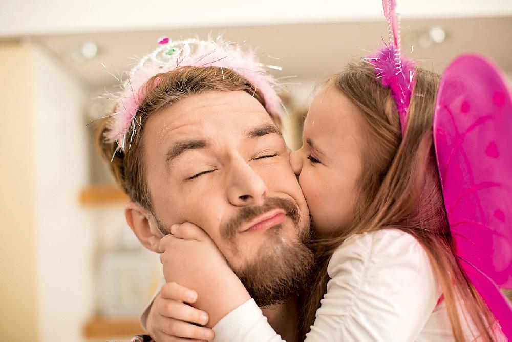 Какова роль папы вразвитии девочки?
