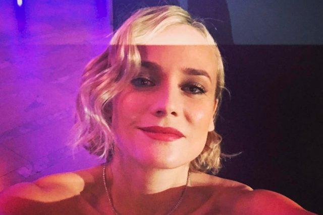 СМИ: Диана Крюгер ждет первенца