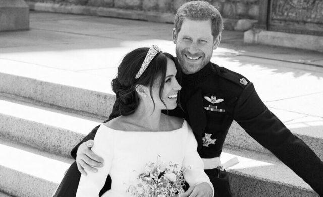 9 идей для свадьбы, как у Меган Маркл и принца Гарри