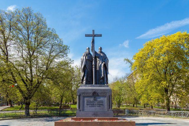Подарившие азбуку: день памяти Кирилла и Мефодия