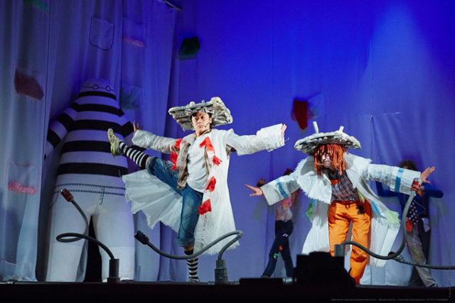 Школа Современной пьесы впервые выступит в Парке «Сокольники»