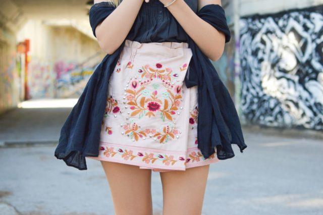 Как выбрать юбку своей длины?