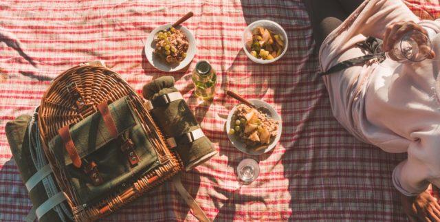 Время для семьи: как устроить праздник на свежем воздухе