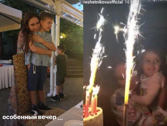 Подруга семьи рассекретила лица детей Ляйсан Утяшевой и Павла Воли