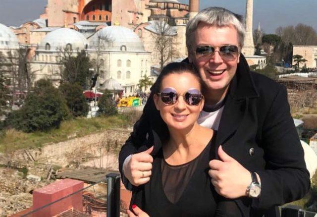 Екатерина и Александр Стриженовы опубликовали первое фото новорожденного внука