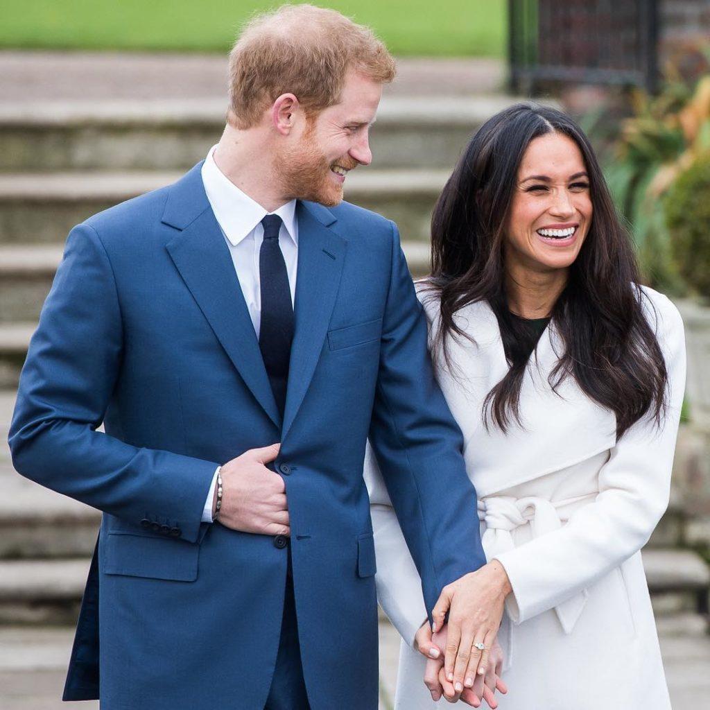 СМИ: Меган Маркл и принц Гарри ждут первенца