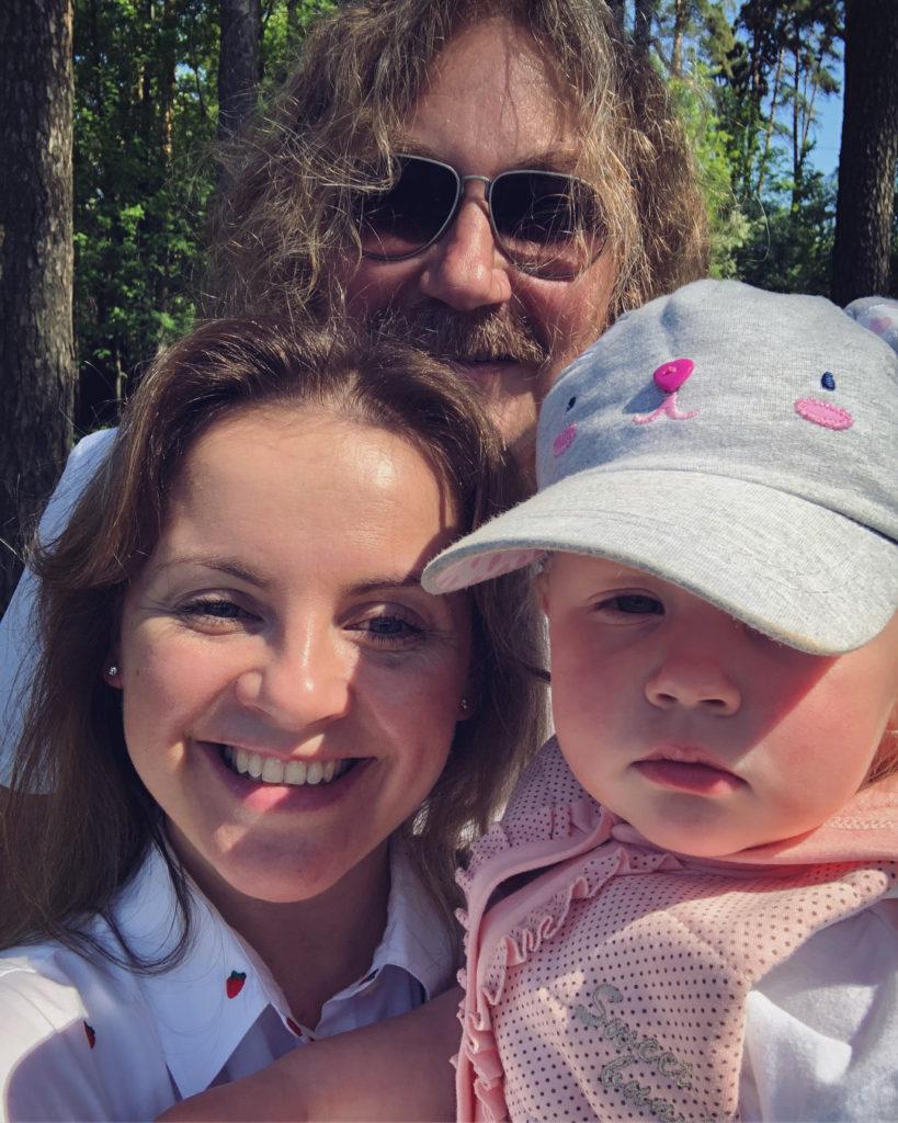 Игорь Николаев показал редкий снимок младшей дочери