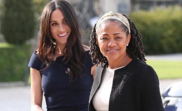 Поближе к дворцу: Меган Маркл покупает маме дом в Лондоне