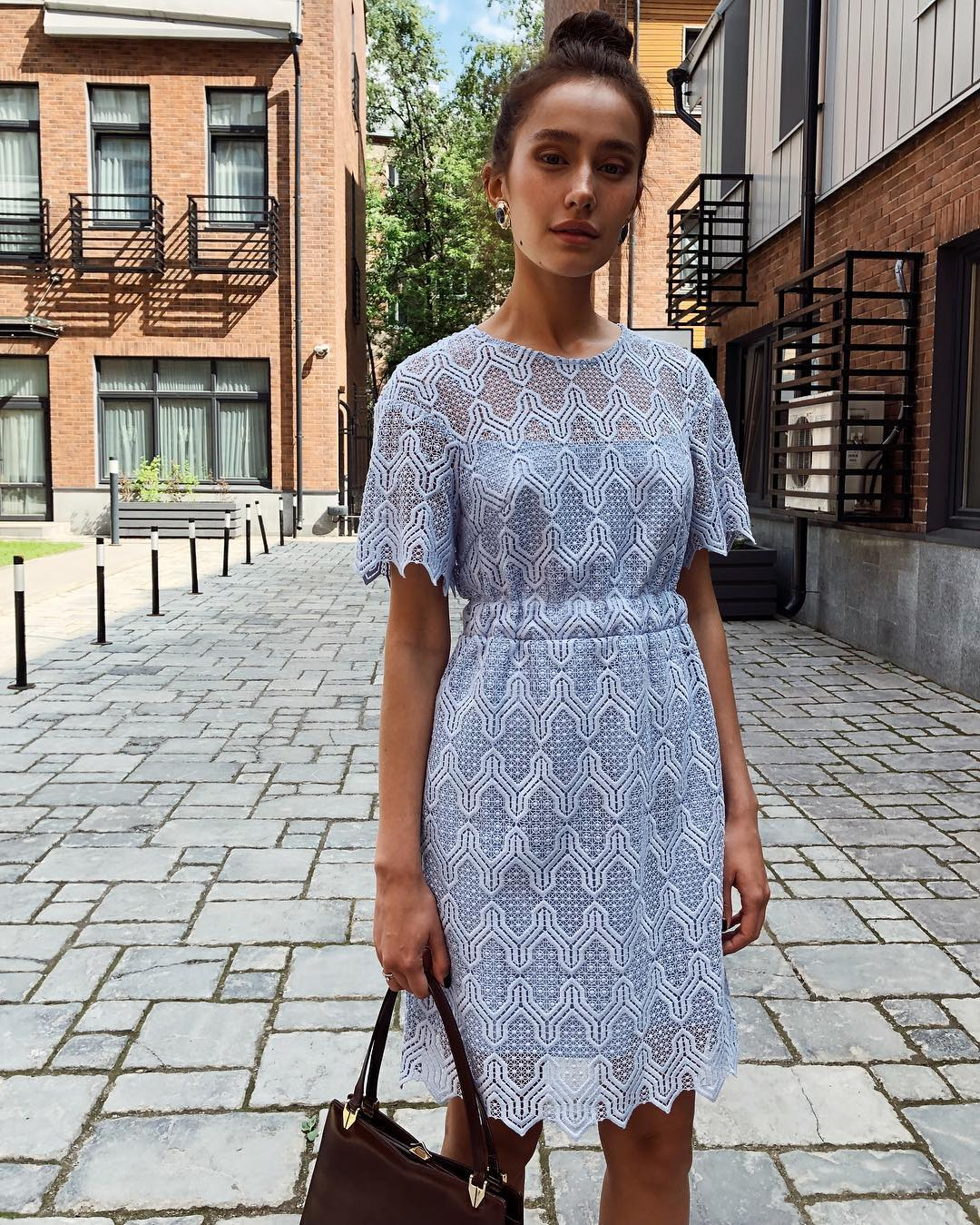 6 хитростей, как выглядеть дорого в дешевом платье
