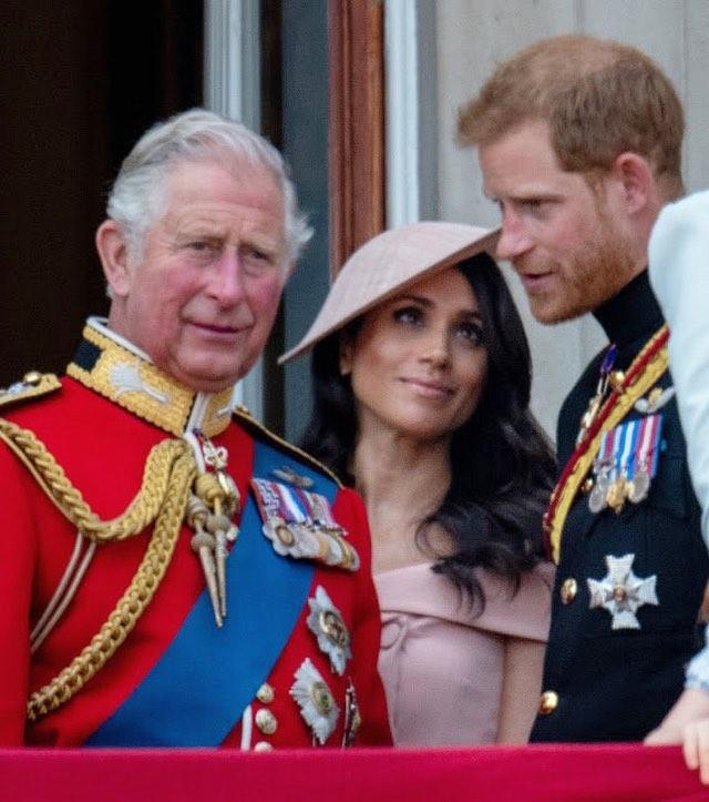 «Ну и прозвище!»: стало известно, как в королевской семье называют Меган Маркл