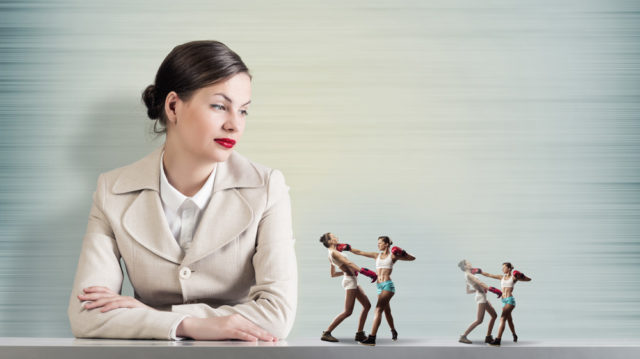 6 шагов, как выжить в женском коллективе. Не допускай роковых ошибок!