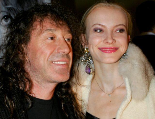 63-летний Владимир Кузьмин объявил о разводе с молодой женой