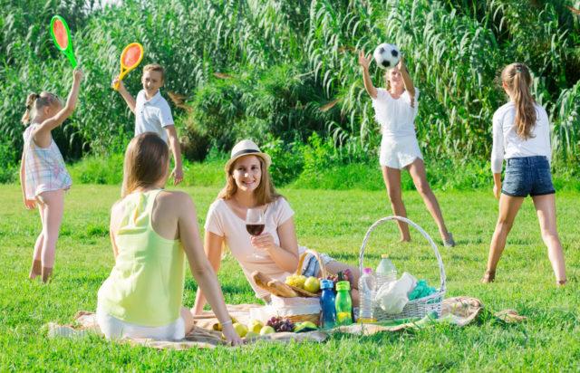Пикник на природе: 13 полезных советов для классного отдыха