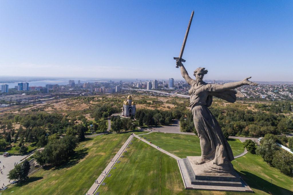 Что посмотреть в Волгограде