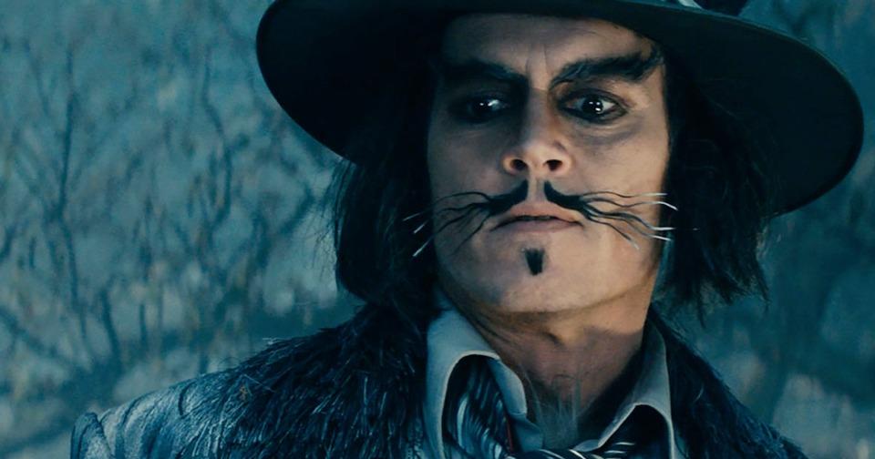 11 сумасшедших ролей Джонни Деппа
