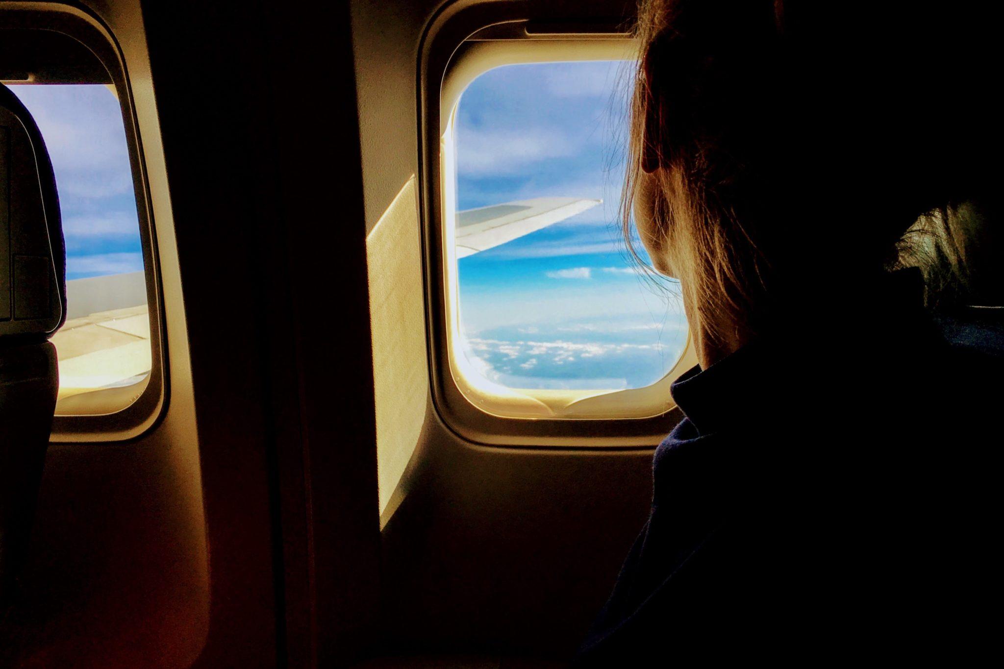Как справиться с воздушными болезнями в самолете?
