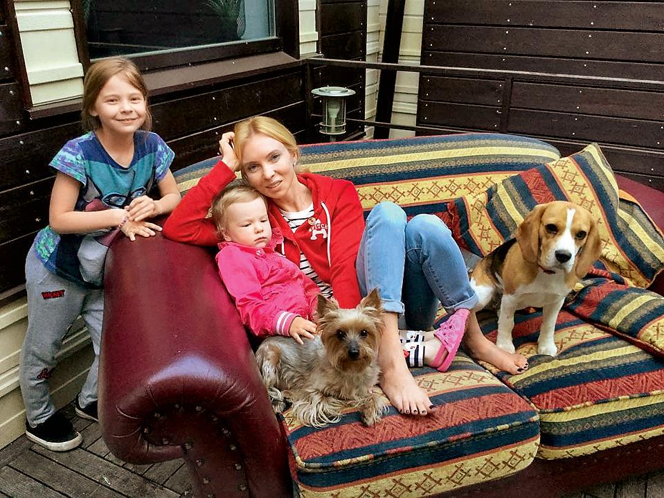 Алексей Ягудин: «Образование дочери на первом месте»