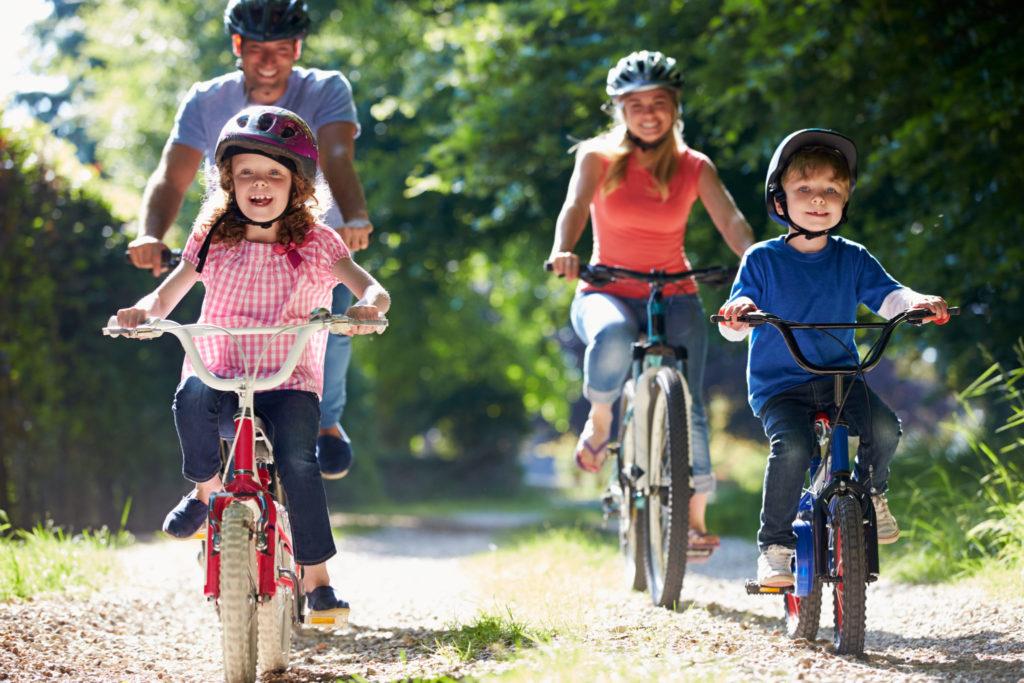 11 безотказных способов заставить ребенка любого возраста двигаться