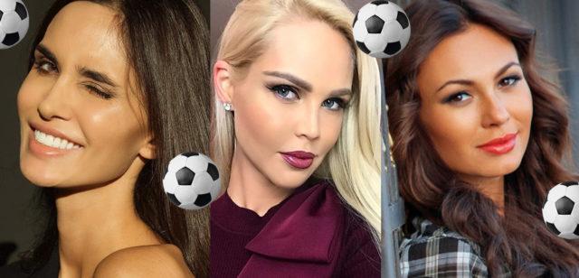 ТОП-10 самых красивых жен и подруг футболистов