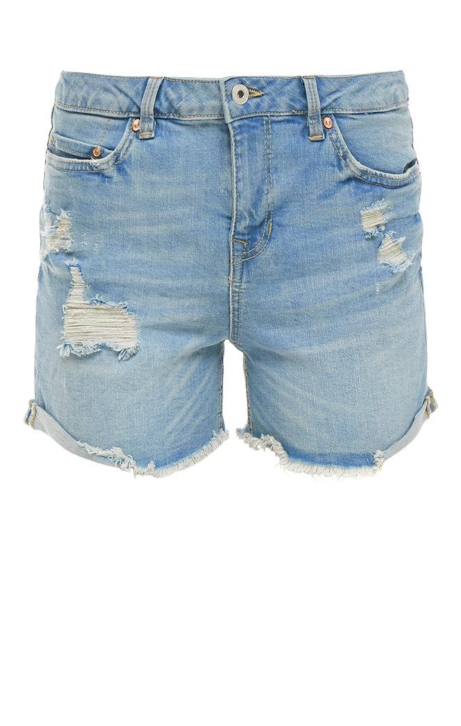 5 джинсовых шорт до3000 рублей, как уПолины Гагариной