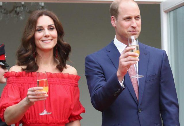 Кейт Миддлтон и принц Уильям впервые за 7 лет вырвались на свидание