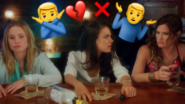 5 отпугивающих типов женщин по мнению мужчин