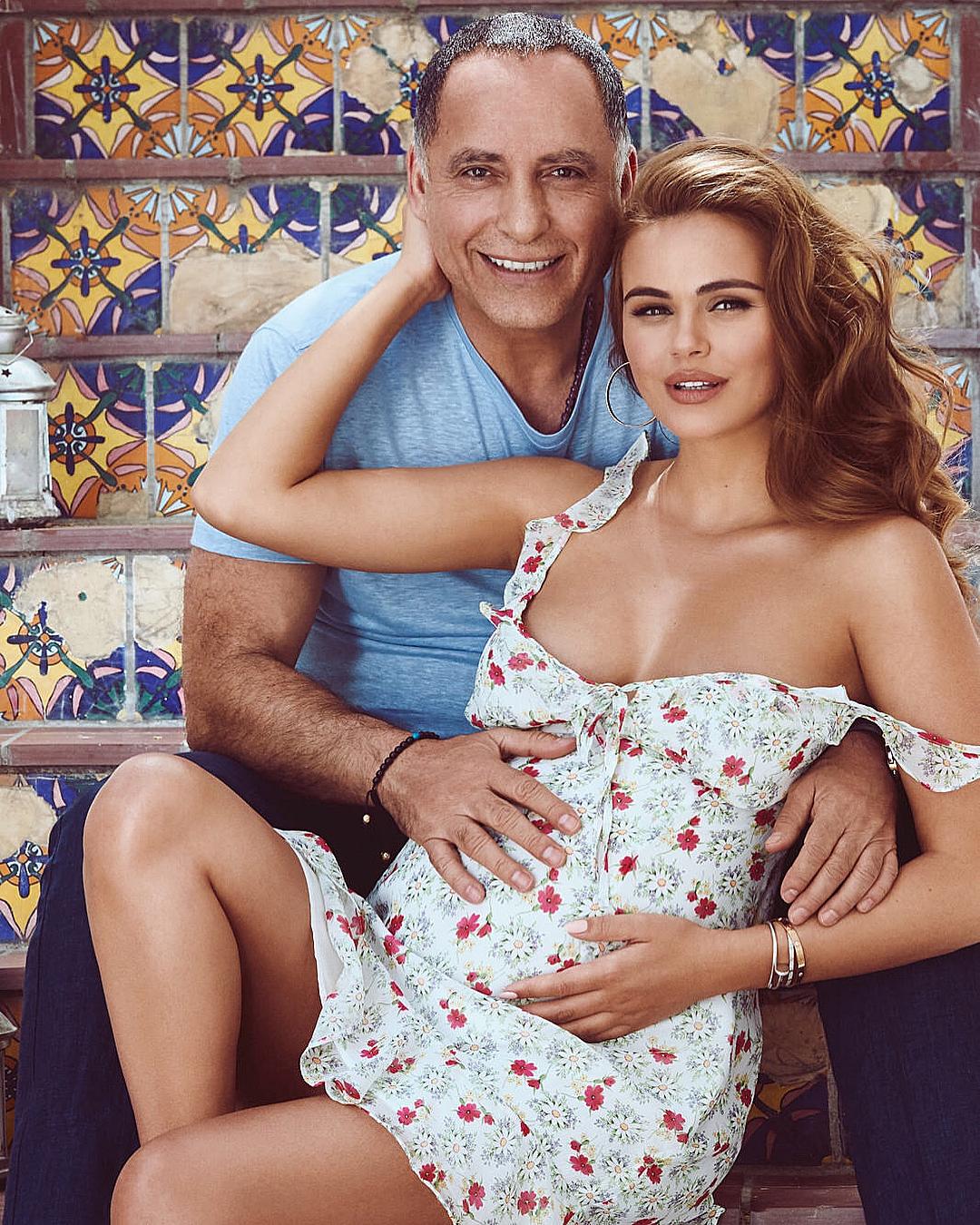 Бывшая Егора Крида родила ребенка 64-летнему миллиардеру