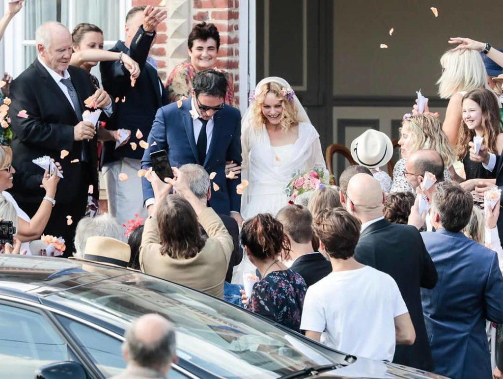 45-летняя Ванесса Паради тайно вышла замуж