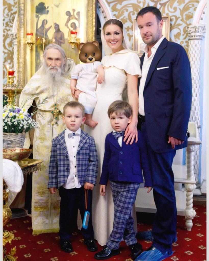 «Мой царь»: Мария Кожевникова спустя год рассекретила имя младшего сына
