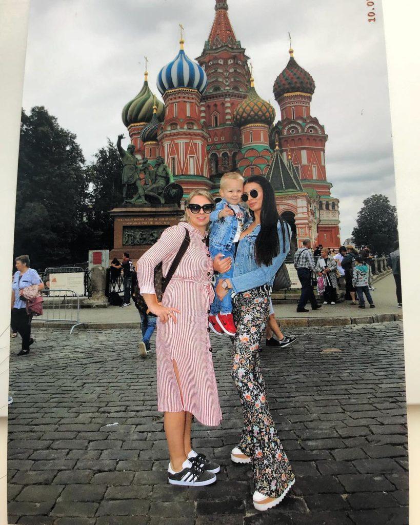 В сети обсуждают красавицу-жену самого скандального футболиста ЧМ-2018