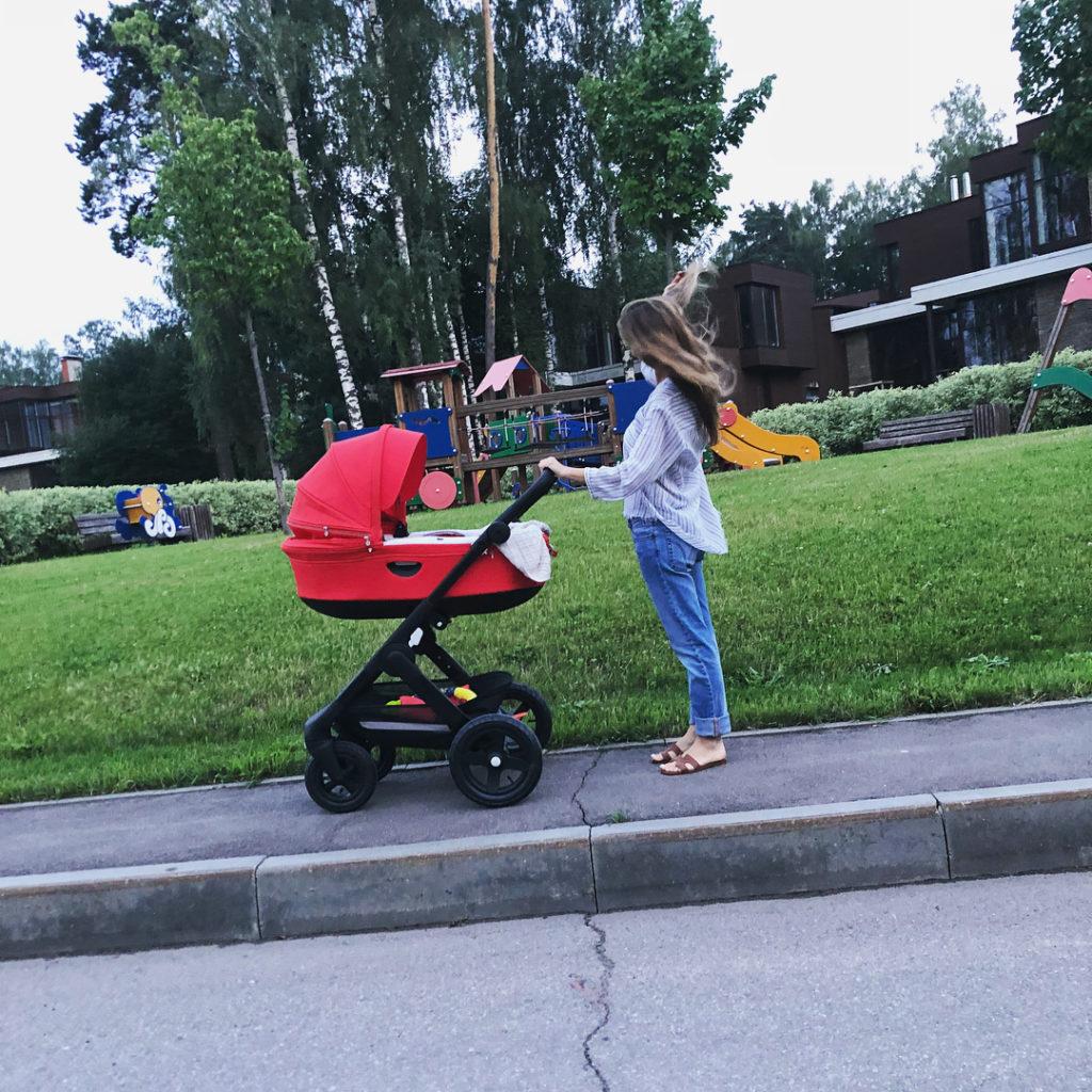 Светлана Иванова спустя два месяца после родов рассекретила пол ребенка