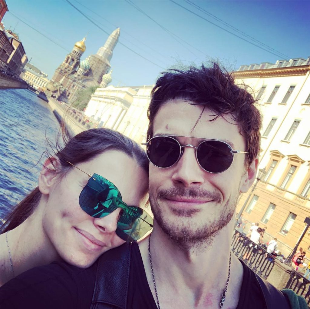 Елизавета Боярская иМаксим Матвеев устроили себе второй медовый месяц