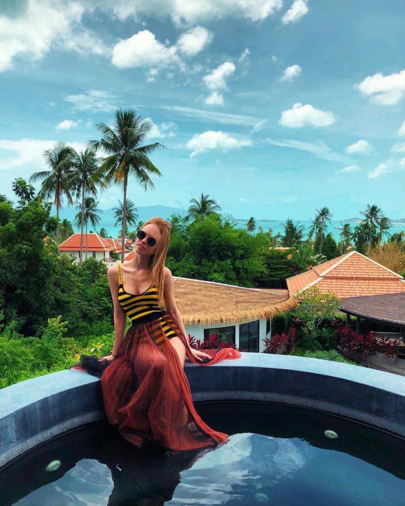 Милана Кержакова улетела в Таиланд лечиться от наркозависимости