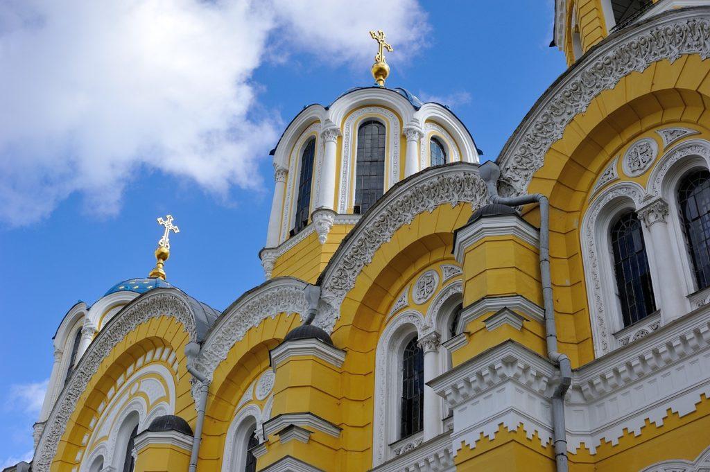 Den'-kresheniya-Rusi-28-iyulya-Vladimirsky-sobor-v-Kieve