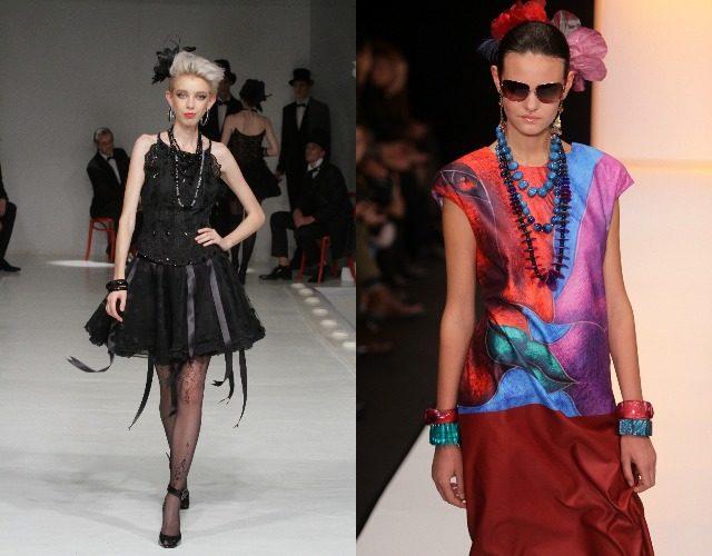 Что носить летом: модные фасоны летних платьев от Вячеслава Зайцева