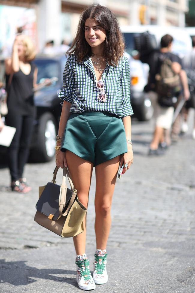Вопрос стилисту: какие шорты уместно носить вгороде летом?