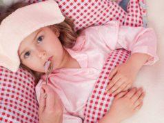 как сбить температуру у ребенка в домашних