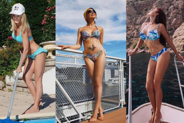 11 соблазнительных знаменитостей 45+ в купальниках