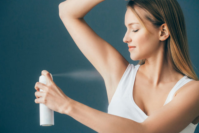 Как выбрать дезодорант без вреда для здоровья?