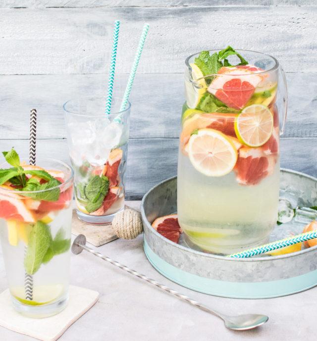 Жара пришла: 7 рецептов вкусных и полезных домашних напитков
