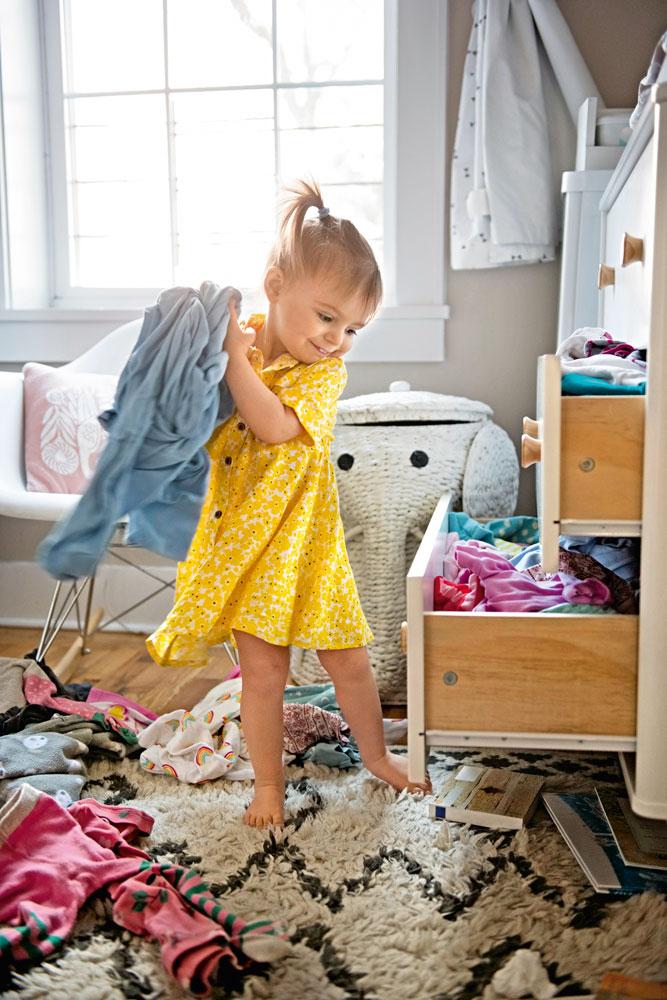 Маша-растеряша, или как приучить ребенка следить завещами?