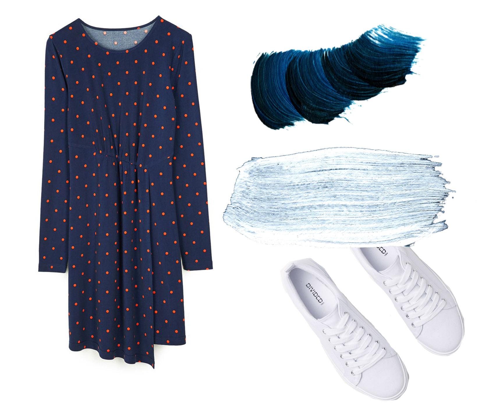 Сочетание цветов в одежде: 8 готовых образов для разных типов внешности