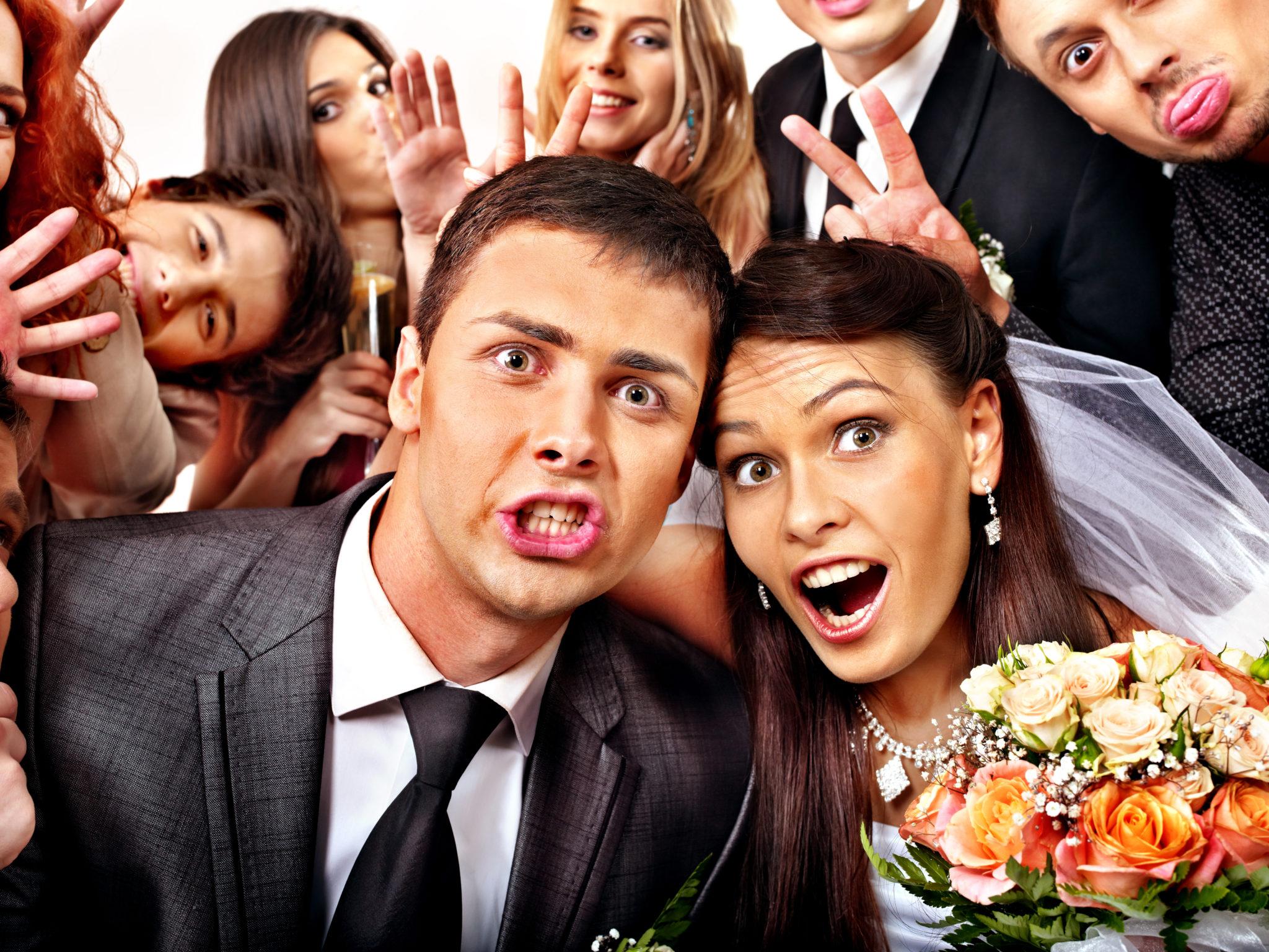8 гостей насвадьбе, которые всех бесят