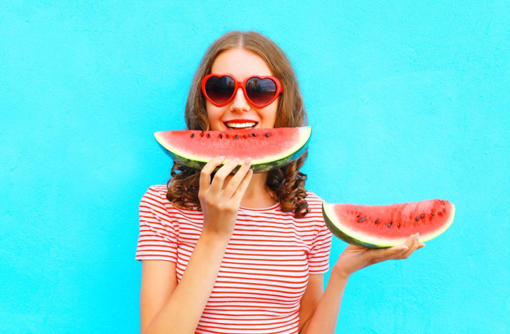 10 советов, как выбрать самый вкусный арбуз