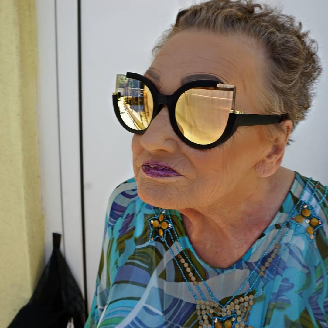 5 модных бабушек 50+, укоторых надо поучиться стилю