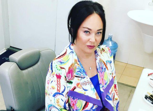 «Перемудрила с лицом!»: 59-летняя Лариса Гузеева не скрывает, что увлеклась фотошопом