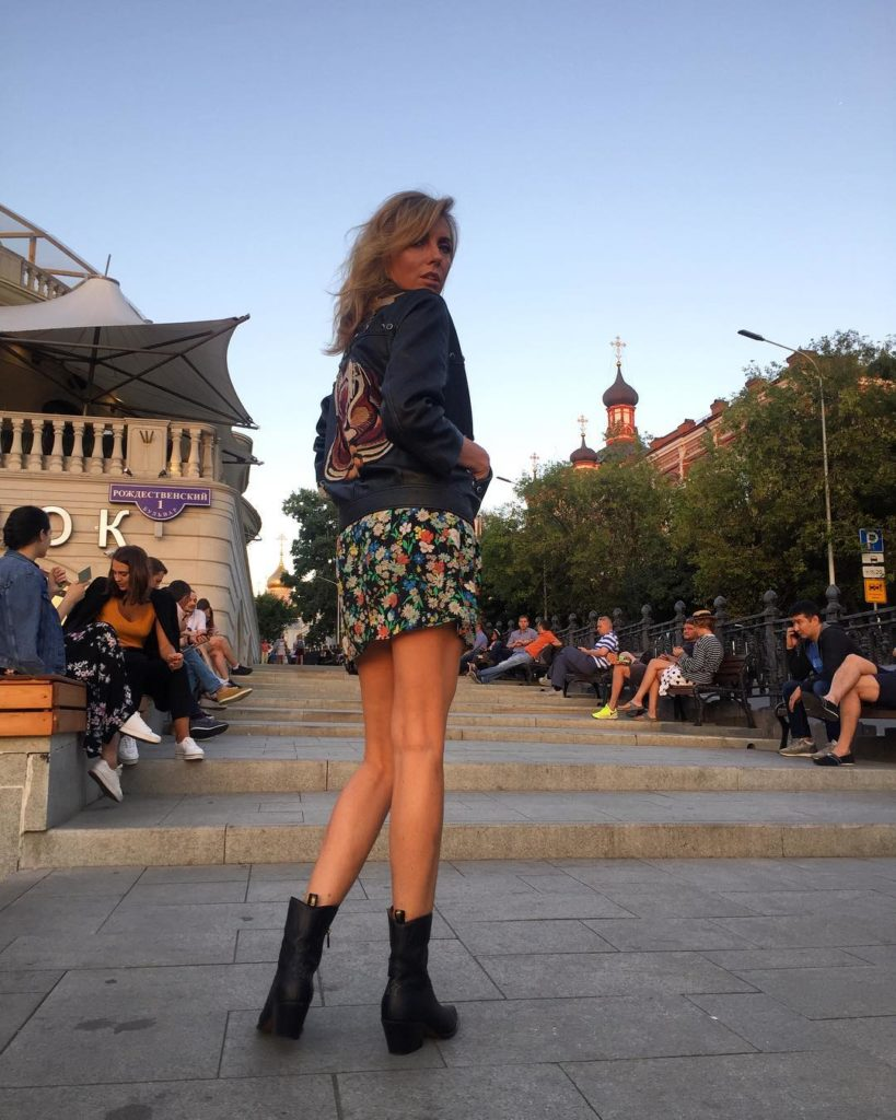 49-летняя Светлана Бондарчук показала, как выглядела 30 лет назад