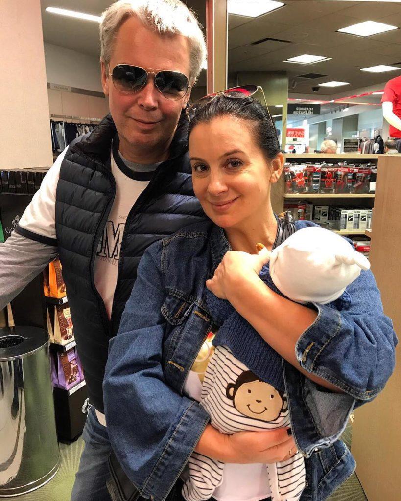 Екатерина Стриженова показала новое очаровательное фото с внуком