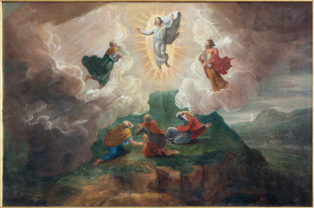 Яблочный Спас: все о празднике Преображение Господне
