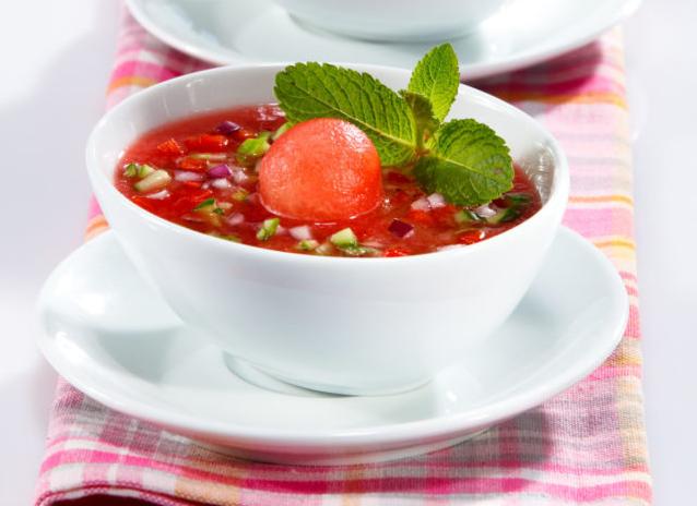 Из дыни иарбуза: 5 рецептов необычных блюд